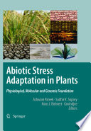 Abiotic Stress Adaptation in Plants Book