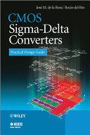 CMOS Sigma Delta Converters