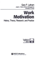 Work motivation history theory research and practice gary p title page fandeluxe Choice Image