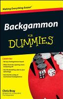 Backgammon For Dummies