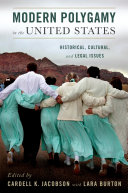 Modern Polygamy in the United States Book