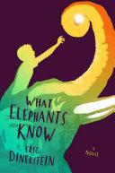 What Elephants Know Pdf/ePub eBook