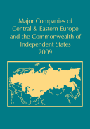 Major Companies of Central and Eastern Europe and the Commonwealth of Independent States
