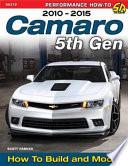 Camaro 5th Gen 2010 2015