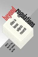 Beyond Regulations