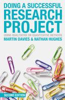 Doing a Successful Research Project [Pdf/ePub] eBook