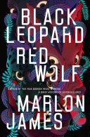 Black Leopard  Red Wolf Book PDF