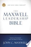 Maxwell Leadership Bible-NKJV