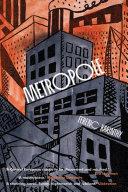 Metropole Pdf/ePub eBook