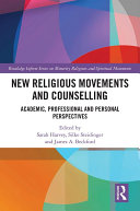 New Religious Movements and Counselling Pdf/ePub eBook