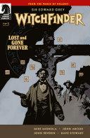 Witchfinder: Lost and Gone Forever #1 [Pdf/ePub] eBook