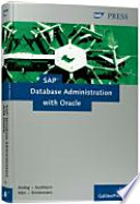 SAP Database Administration with Oracle