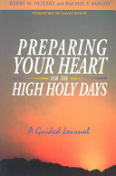 Preparing Your Heart for the High Holy Days