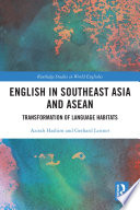 English in Southeast Asia and ASEAN