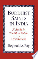 Buddhist Saints in India Book PDF