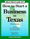 How to Start a Business in Texas