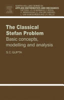 The Classical Stefan Problem