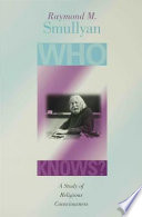 Who Knows  Book PDF