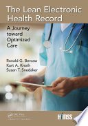 The Lean Electronic Health Record
