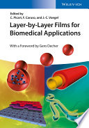 Layer By Layer Films For Biomedical Applications Book PDF