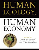 Human Ecology  Human Economy