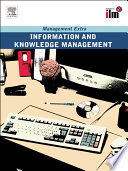 Information and Knowledge Management