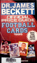The Official Price Guide to Football Cards 1995