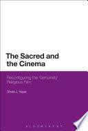 The Sacred and the Cinema