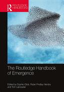 The Routledge Handbook of Emergence Pdf/ePub eBook