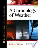 A Chronology Of Weather Book PDF