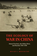 The Ecology of War in China ebook