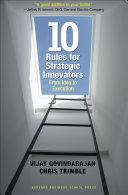 Ten Rules for Strategic Innovators [Pdf/ePub] eBook
