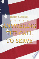 Answering The Call To Serve Book PDF