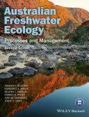 Cover of Australian Freshwater Ecology