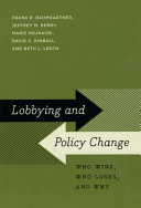 Lobbying and Policy Change