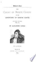 Romances: The count of Monte Cristo
