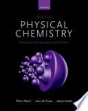 Atkins' Physical Chemistry 11e