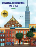 Coloring  Buildings  Architecture and Cities