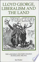 Lloyd George Liberalism And The Land