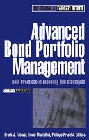 Advanced Bond Portfolio Management