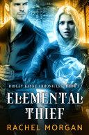 Elemental Thief Pdf/ePub eBook