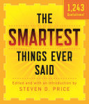 Pdf The Smartest Things Ever Said, New and Expanded