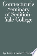 Connecticut s Seminary of Sedition