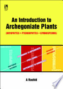 An Introduction to Archegoniate Plants