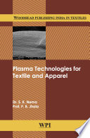 Plasma Technologies for Textile and Apparel Book