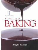 Professional Baking  Trade Book