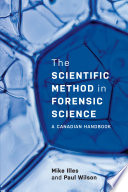 The Scientific Method In Forensic Science Book PDF