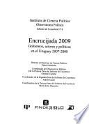 Encrucijada 2009