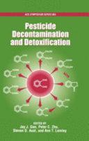 Pesticide Decontamination and Detoxification Book