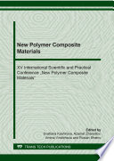 New Polymer Composite Materials
